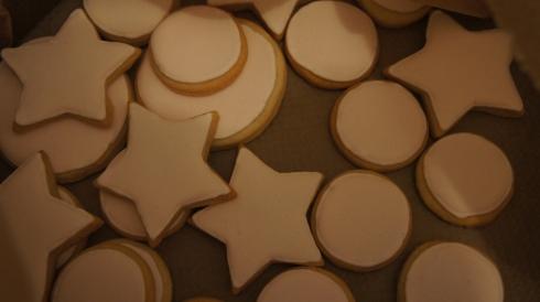 Royal Icing Kekse