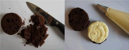 I Love You Mini Cake